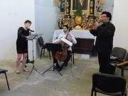 7.6.2018 Koncert Jakuba Kydlíčka v Rotundě sv. Kateřiny