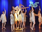 Absolventský koncert tanečního oboru 29.5.2019