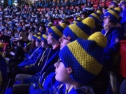Dominik Bulva na IX. Olympiádě dětí a mládeže Karlovy Vary 20.1.2020