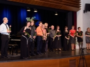 Koncert učitelů 1.2.2017
