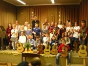 Koncert žáků I. Novákové a P. Nováka 21.12.2016