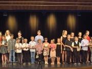 Koncert žáků ve hře na el. klávesy 12.6.2019