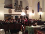 Kostel v Rybníku 2.12.2017