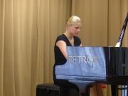 Lucie Kubátová a Maria Lampardaki 26.6.2017, Koncertní sálek ZUŠ