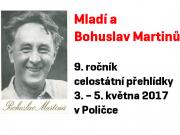 Mládí a Bohuslav Martinů 3.5.2017