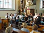 Noc kostelů 25.5.2018 Dlouhá Třebová - orchestr bývalých žáků ZUŠ