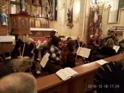 Orchestr bývalých žáků 18.12.2016