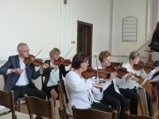 Orchestr bývalých žáků LŠU a ZUŠ, Brandýs nad Orlicí 26.5.2017