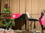 Třídní vystoupení p. uč. Kateřiny Dostálkové 10.12.2014