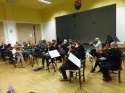 Vánoční koncert Rybník - OBŽ 14.12.2018