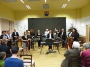 Vánoční koncert v Rybníků 13.12.2019