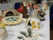 Vánoční výstava 2019 výtvarného a keramického oboru