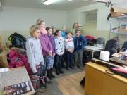 Výroba kytar - třída p. uč. Pavla Nováka, Pardubice 27.1.2017