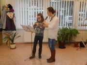 Vystoupení v DPS Česká Třebová 8.12.2014