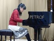 Yukiko Sawa a Luděk Šabaka Sálek ZUŠ 20.3.2018